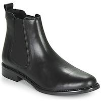 Cipők Női Csizmák Betty London NORA Fekete