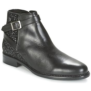 Cipők Női Csizmák Betty London NORINA Fekete