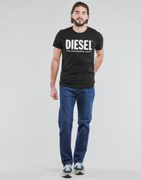 Ruhák Férfi Egyenes szárú farmerek Diesel D-MITHRY Kék / Sötét