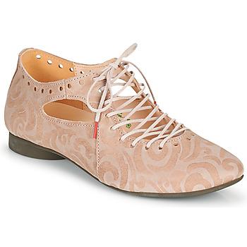 Cipők Női Oxford cipők Think GUAD Rózsaszín