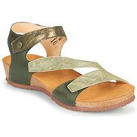 Cipők Női Szandálok / Saruk Think DOUMIA Zöld