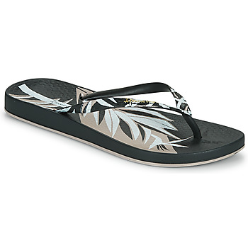 Cipők Női Lábujjközös papucsok Ipanema IPANEMA ANAT. NATURE V FEM Fekete