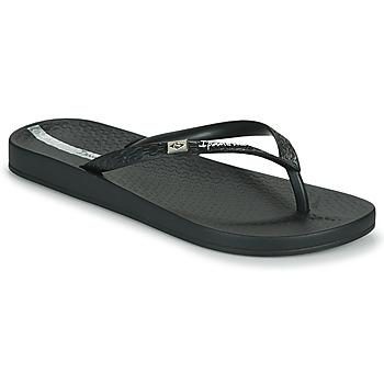 Cipők Női Lábujjközös papucsok Ipanema IPANEMA ANAT BRASILIDADE FEM Fekete