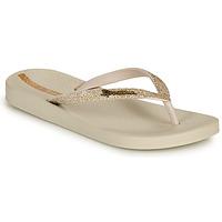 Cipők Női Lábujjközös papucsok Ipanema IPANEMA ANAT LOLITA FEM Bézs