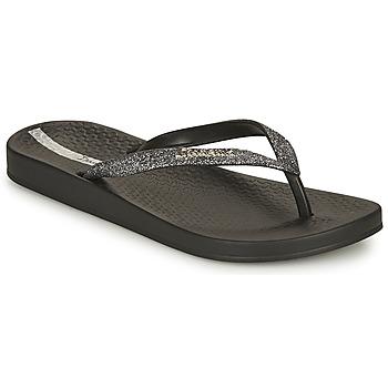 Cipők Női Lábujjközös papucsok Ipanema IPANEMA ANAT LOLITA FEM Fekete