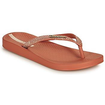 Cipők Női Lábujjközös papucsok Ipanema IPANEMA ANAT LOLITA FEM Rózsaszín