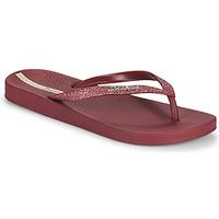 Cipők Női Lábujjközös papucsok Ipanema IPANEMA ANAT LOLITA FEM Piros