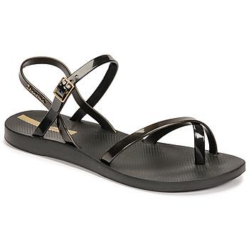 Cipők Női Szandálok / Saruk Ipanema Ipanema Fashion Sandal VIII Fem Fekete