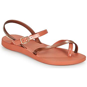 Cipők Női Szandálok / Saruk Ipanema Ipanema Fashion Sandal VIII Fem Rózsaszín