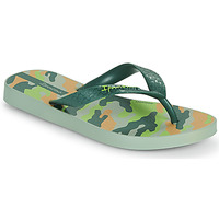 Cipők Gyerek Lábujjközös papucsok Ipanema IPANEMA CLASSIC IX KIDS Zöld