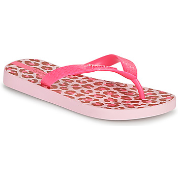 Cipők Gyerek Lábujjközös papucsok Ipanema IPANEMA CLASSIC IX KIDS Rózsaszín