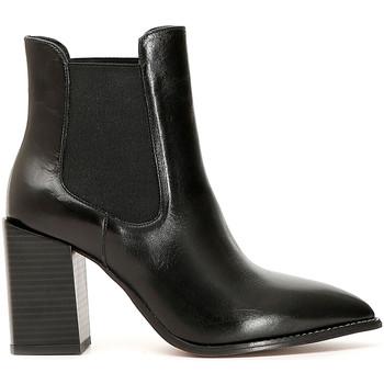 Cipők Női Bokacsizmák Café Noir LB223 Fekete