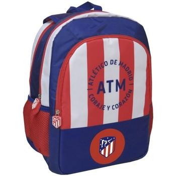 Táskák Gyerek Hátitáskák Atletico De Madrid MC-236-ATL Azul