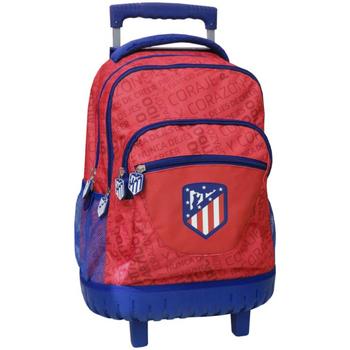 Táskák Gyerek Táskák / Gurulós táskák Atletico De Madrid MC-241-ATL Rojo
