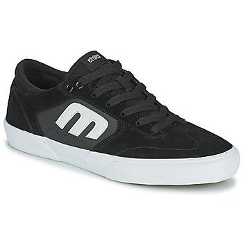 Cipők Férfi Rövid szárú edzőcipők Etnies WINDROW VULC Fekete