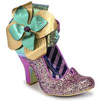 Cipők Női Félcipők Irregular Choice CHRYSALIS Lila
