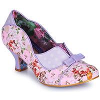Cipők Női Félcipők Irregular Choice HOLD UP Lila