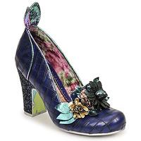 Cipők Női Félcipők Irregular Choice BUNNY BOO Kék