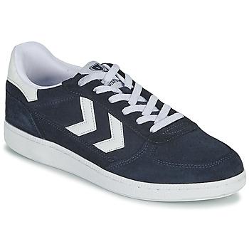 Cipők Férfi Rövid szárú edzőcipők Hummel VICTORY Kék