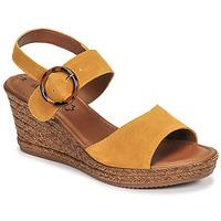 Cipők Női Szandálok / Saruk S.Oliver SAPINO Mustár sárga