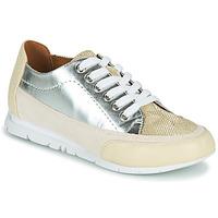 Cipők Női Rövid szárú edzőcipők Karston CAMINO Bézs / Ezüst