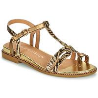 Cipők Női Szandálok / Saruk Karston SOREN Arany