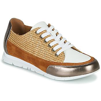 Cipők Női Rövid szárú edzőcipők Karston CAMINO Barna / Bronz