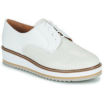 Cipők Női Oxford cipők Karston ORPLOU Fehér