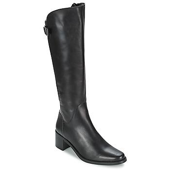 Cipők Női Városi csizmák Betty London SALINA Fekete