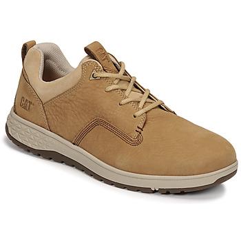 Cipők Férfi Rövid szárú edzőcipők Caterpillar TITUS Bézs