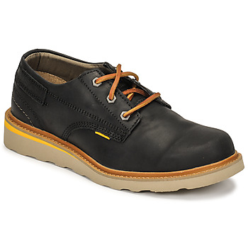 Cipők Férfi Oxford cipők Caterpillar JACKSON LOW Fekete