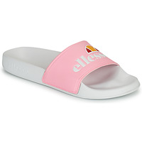 Cipők Női strandpapucsok Ellesse FILIPPO Fehér / Rózsaszín