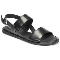 Cipők Női Szandálok / Saruk Clarks KARSEA STRAP Fekete