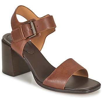 Cipők Női Szandálok / Saruk Clarks LANDRA70 STRAP Barna