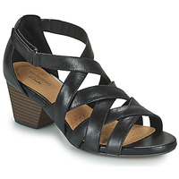 Cipők Női Szandálok / Saruk Clarks LORENE POP Fekete