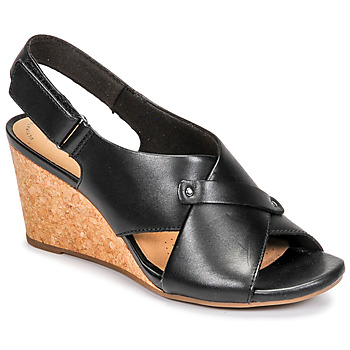 Cipők Női Szandálok / Saruk Clarks MARGEE EVE Fekete