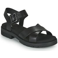 Cipők Női Szandálok / Saruk Clarks ORINOCO STRAP Fekete