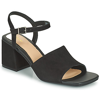 Cipők Női Szandálok / Saruk Clarks SHEER65 BLOCK Fekete