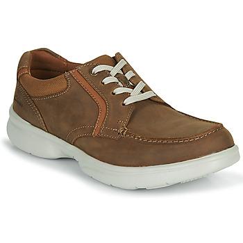 Cipők Férfi Oxford cipők Clarks BRADLEY VIBE Bézs