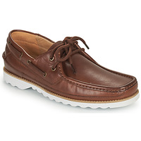 Cipők Férfi Vitorlás cipők Clarks DURLEIGH SAIL Barna