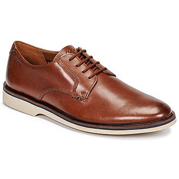 Cipők Férfi Oxford cipők Clarks MALWOOD PLAIN Barna