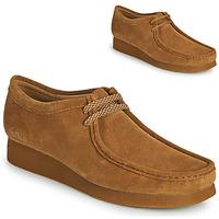 Cipők Férfi Oxford cipők Clarks WALLABEE 2 Barna