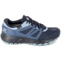 Cipők Női Futócipők Salomon Trailster 2 GTX Marine Kék