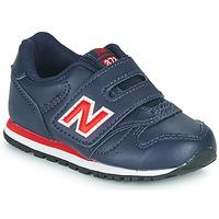 Cipők Gyerek Rövid szárú edzőcipők New Balance 373 Kék