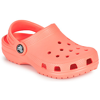 Cipők Gyerek Klumpák Crocs CLASSIC CLOG K Narancssárga