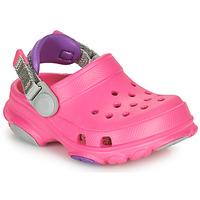 Cipők Lány Klumpák Crocs CLASSIC ALL-TERRAIN CLOG K Rózsaszín