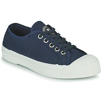 Cipők Női Rövid szárú edzőcipők Bensimon B79 BASSE Kék