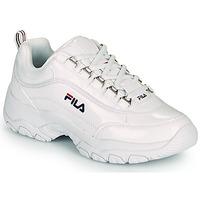 Cipők Női Rövid szárú edzőcipők Fila STRADA F WMN Fehér