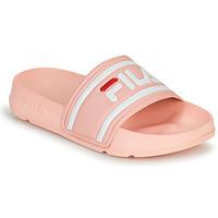 Cipők Lány strandpapucsok Fila MORRO BAY SLIPPER JR Rózsaszín