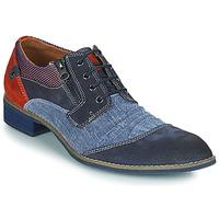 Cipők Férfi Oxford cipők Kdopa MONTMARTRE Kék / Barna